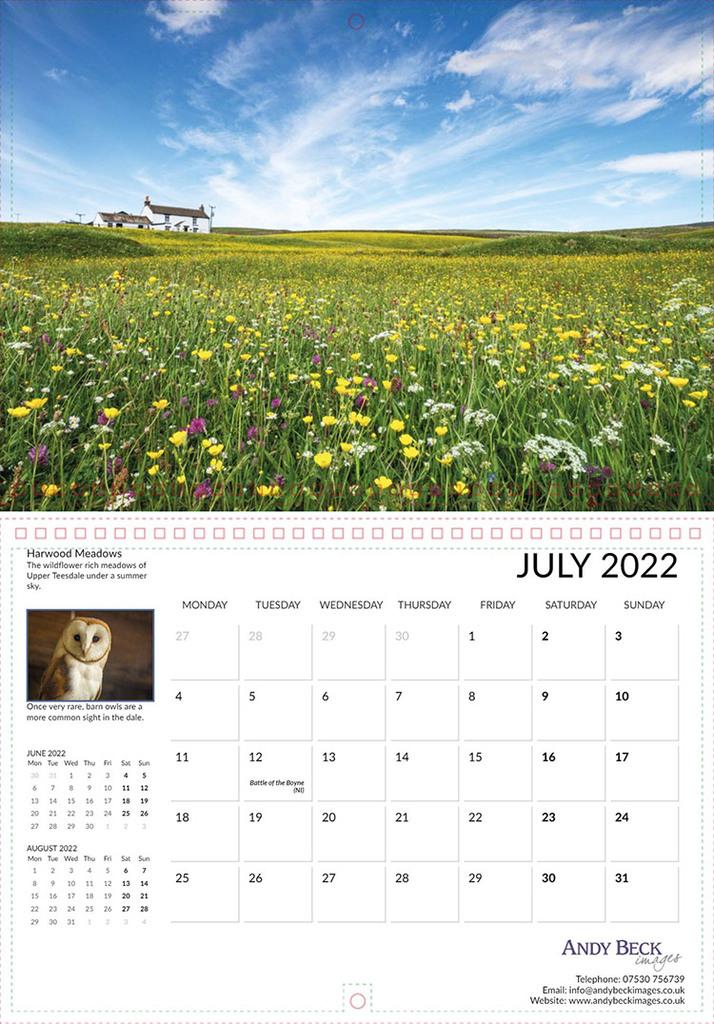 Teesdale 2022 July
